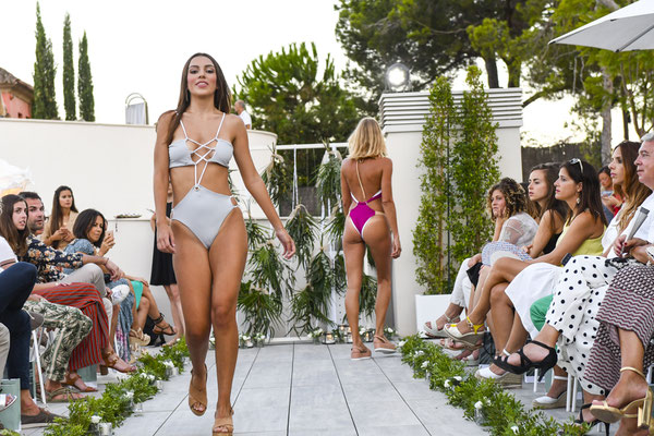 Fashion show Mallorca
