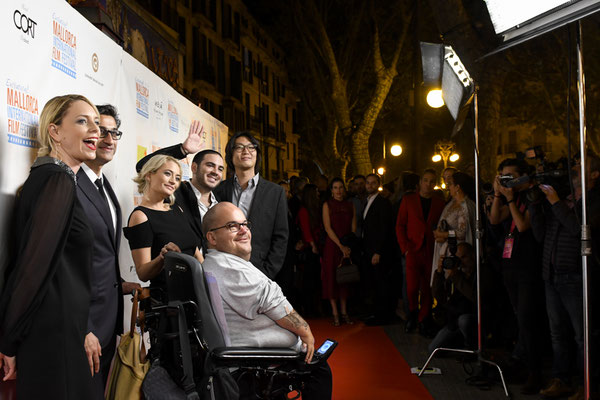 Red carpet Mallorca Film festival