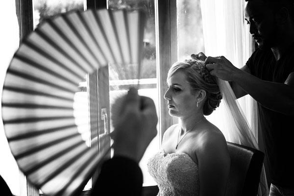 Wedding Preparation Majorca
