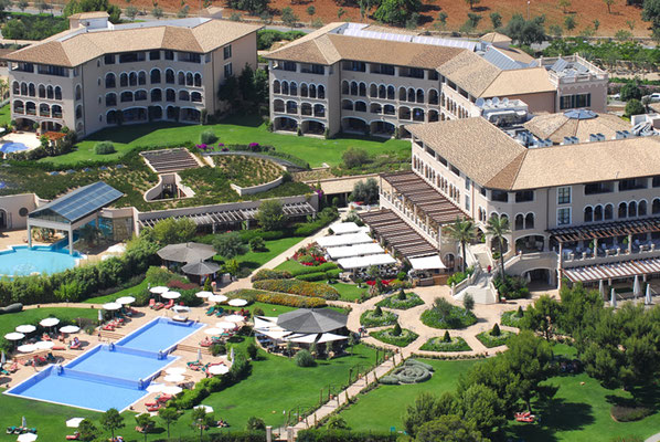 Mardavall luxury hotel