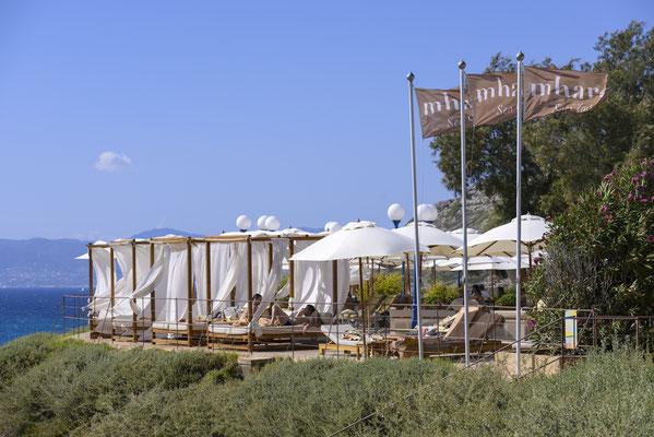 Beachclub Mallorca Photography