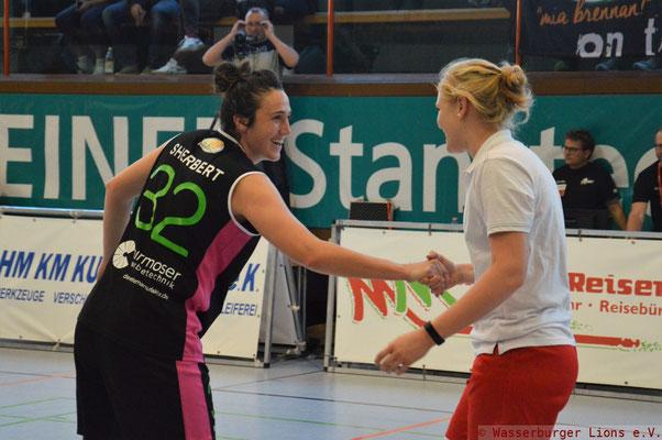 Laura Hebecker gewinnt den Drei Punkte Wettbewerb