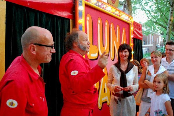 de Stijle Want - Luna Park