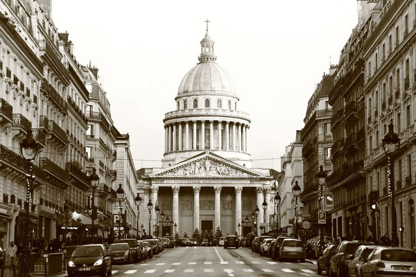 Blick aufs Pantheon
