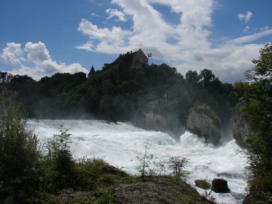 Rheinfall in Schaffhausen