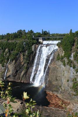Mount Morency Falls