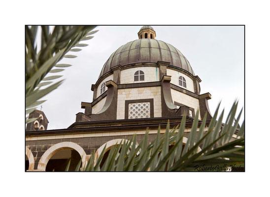 17/02/2012 Santuario delle Beatitudini - particolare