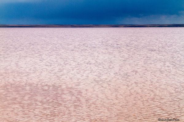 Tuz Golu - Il lago salato