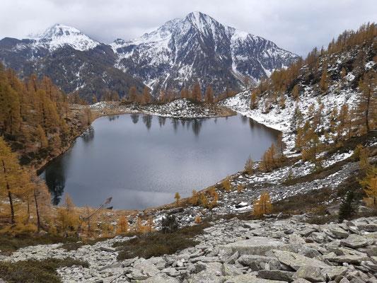 Lago dei Pozzoi - Val di Campo - Svizzera