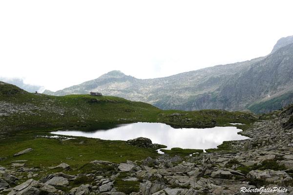 Lago gelato 2161 m.s.l.m.