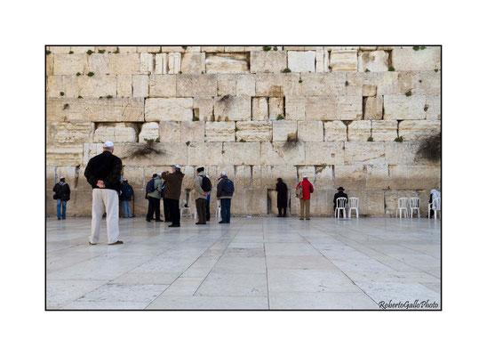22/02/2012 Muro del pianto