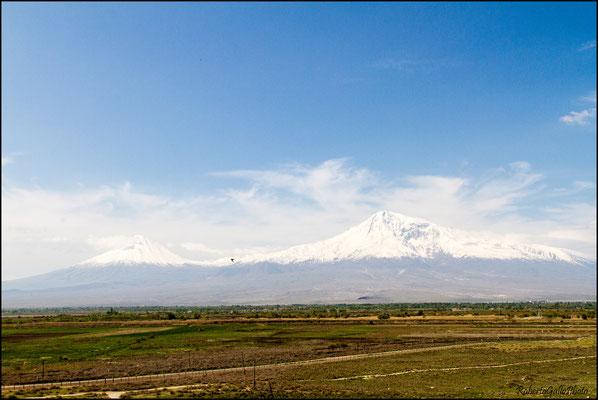 Il grande e il piccolo Ararat