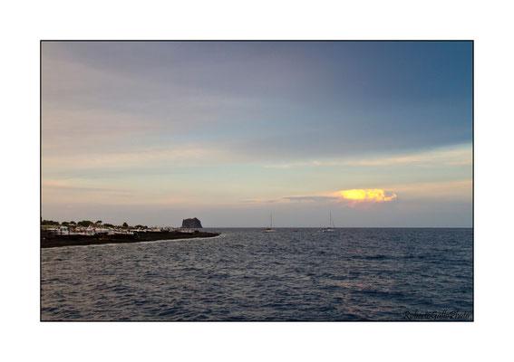 02/09/2012 Tramonto a Stromboli