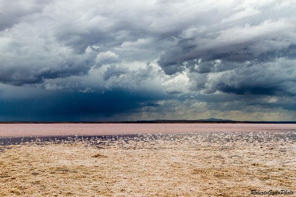 Il lago salato