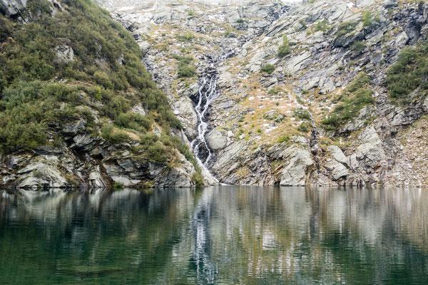 Val Calanca - Lago Trescolmen - Svizzera