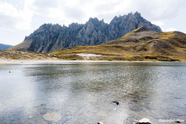 Lago dei Campanitt- Passo delle colombe - Svizzera
