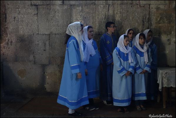 Coro di giorvani Armeni