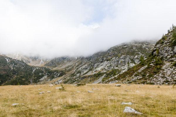 Val Calanca - Bocchetta Trescolmen - Svizzera