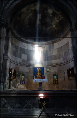 Monastero di Harichavank - particolare