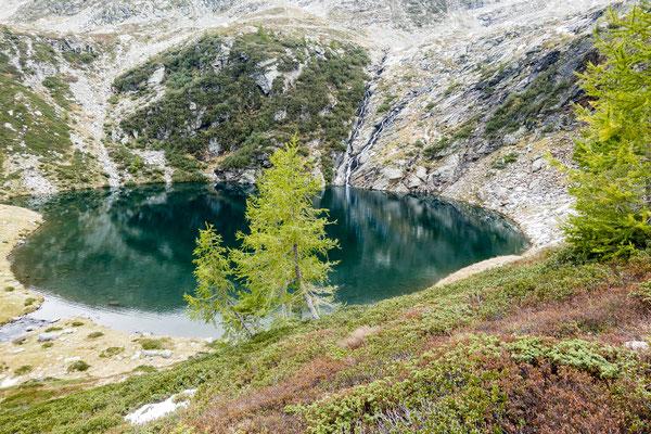 Val Calanca - Lago Trescolmen