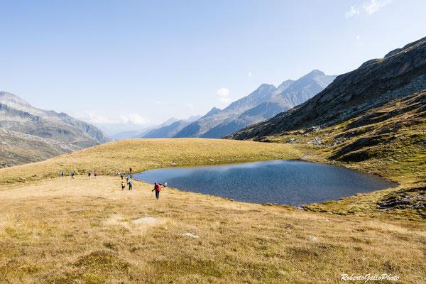 Lago Scai - Lucomagno - Svizzera