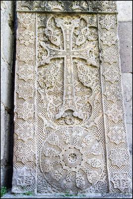 Il Khachkar - croce di pietra