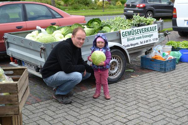 Gemüse von Tjardo Weyerts
