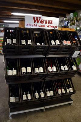 Wein vom Winzer