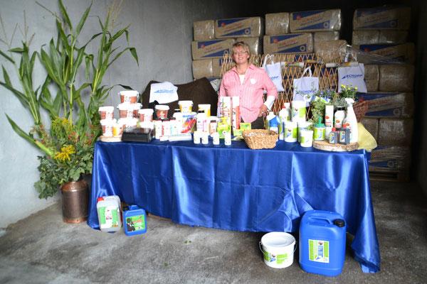 Firma Schopf (Tierpflege- und Hygieneprodukte + Rodentizide)