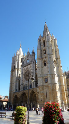 Kathedrale Santa María de Regla vonKathedrale Santa María de Regla von León