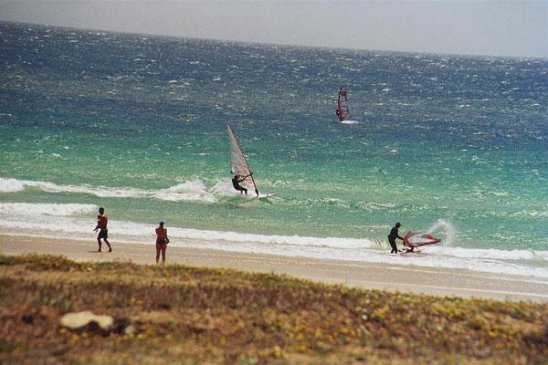 Playa de Bolonia,