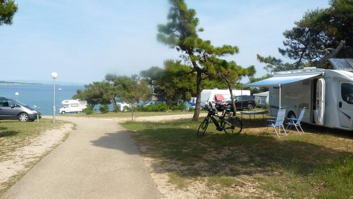 Camping Stupice