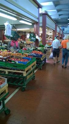Markthalle  in Ventimiglia