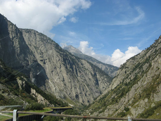 St. Gotthard Pass