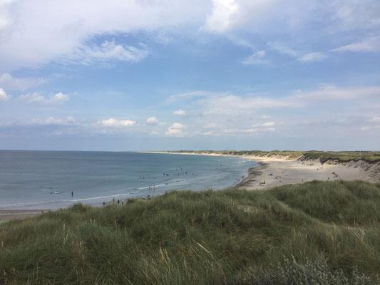 Strand von Norre Vorupur