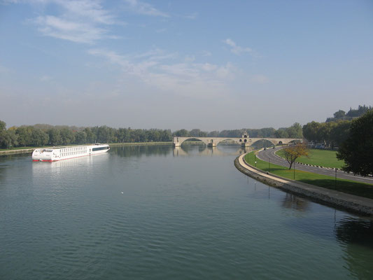 Die Brücke St Bénézet