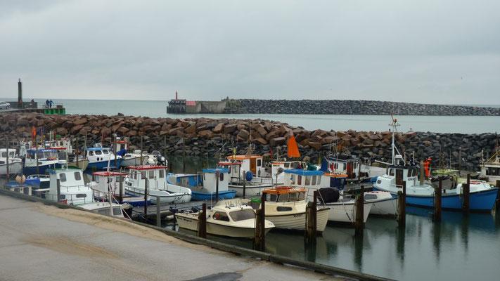 Hafen von Hirtshals