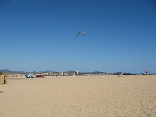 Strand von Frejus
