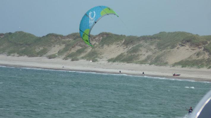 Kitesurfen Klitmøller