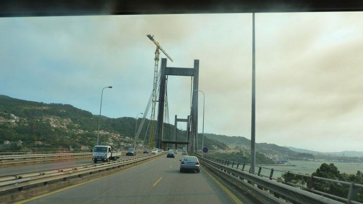 Fahrt nach Vigo