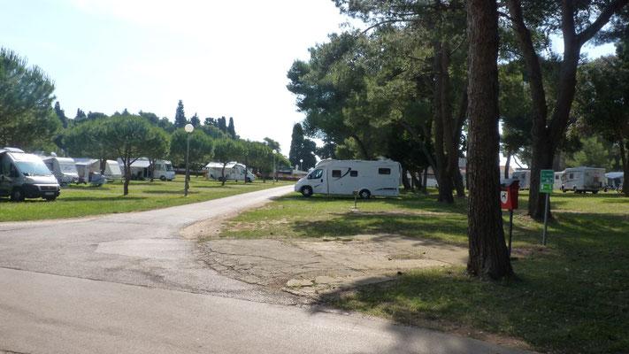 Campingplatz Stoja