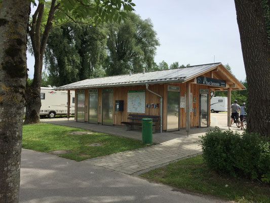 Rad-Tankstelle Bernau/Felden
