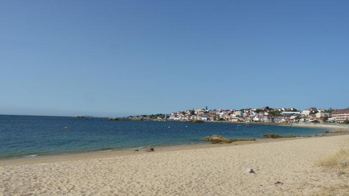 Strand von Ribeira