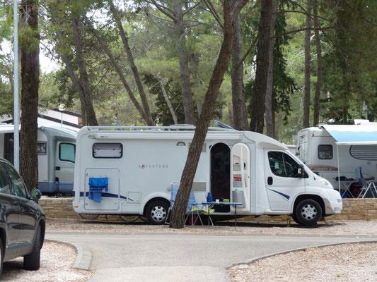 Campingplatz Aminess Sirena