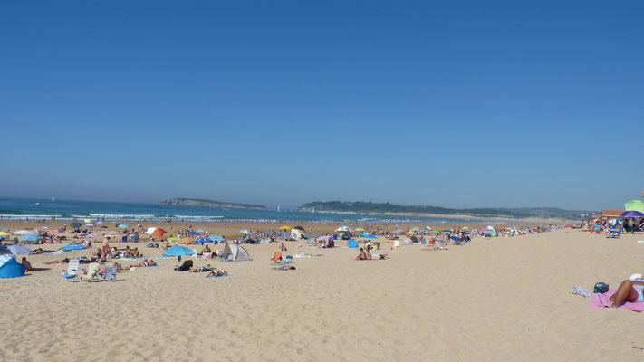 Strand  von Somo