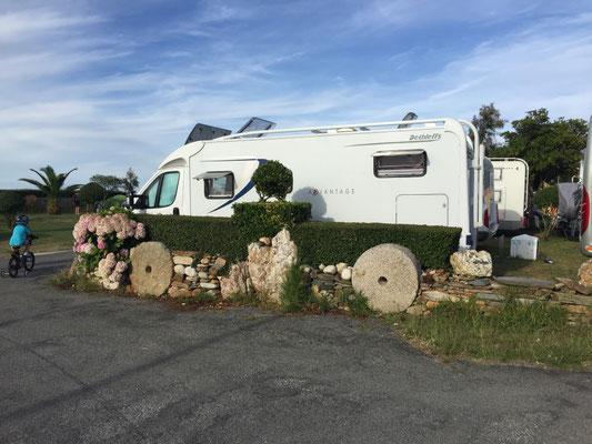 """Campingplatz  """" A Nosa Casa"""""""