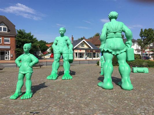 Reisende von Westerland
