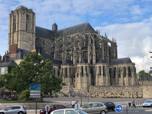 Kathedrale Saint-Julien du Mans