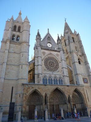 Kathedrale Santa María de Regla von León