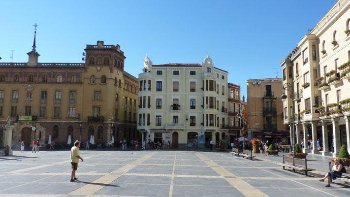 Platz vor der Kathedrale